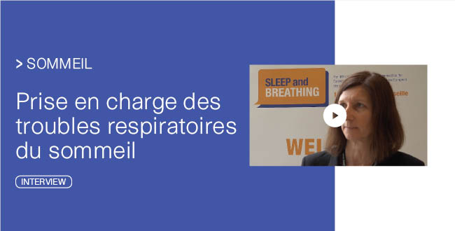 Technologies digitales _ troubles respiratoires sommeil